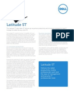 Latitude St