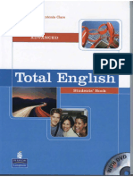 Total English Advanced Students Book