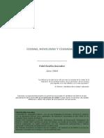 """""""Ciudad, movilidad y ciudadanía"""", de Fidel Revilla"""