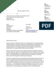 Brief Strafbaarstelling 3 Vakcentrales 05-12-2011