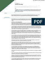 A Description of the Diskpart Command-Line Utility