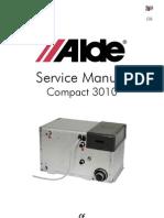 Alde 3010 Service