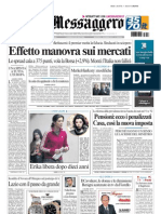 outlet store 8bb7e ccdad IlMessaggero 06.12.2011 Email