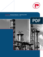 Petroplus 2Q10 Results Report