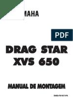 Manual de Montagem Xvs650 2002