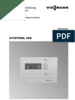 vitotrol-100-bedienungsanleitung
