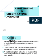 Credit Rating Ppt