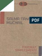 Foucault, Simplesmente - Salma Tannus Muchail-Www.livrosGratis.net(1)