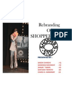 14081881 Shoppers Stop Re Branding