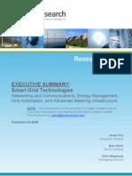 SGT 09 Executive Summary