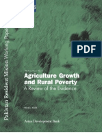 ADP Study on Agri in Apk