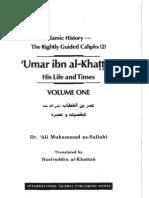 Umar Ibn Al-Khataab Vol 1