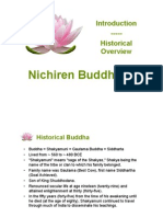 Buddhism Short Historical Overview