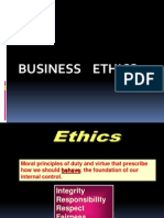 Business Ethics Ppt