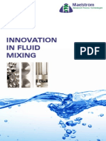 Innovation in Fluid Mixing