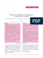 7. Principii de terapie