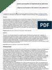 Aportes del proceso diagnóstico psicoanalítico al tratamiento de las adicciones en ámbitos hospitalarios