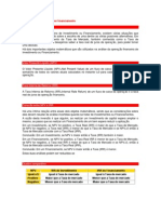 Resumo - Análise de Investimento ou Financiamento