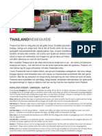 Thailand Reseguide