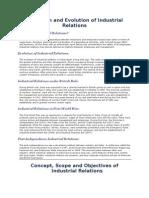 Labour Legislations and IR-M-1,2,3