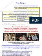 VM 2010-06-15 a 00 Sedevacantisme Arguments v1
