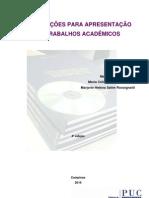 Roteiro para Organização - Dissertação