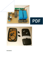 4 Channel Rf Remote Control