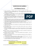 EXERCICIOS DE CONCENTRACAO