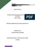 Unidad Dos-Fundamentos de Educacion Superior