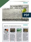 Cooperative Transportation Management - Vision or Illusion_Siegfried Gerlach_WTFL 2009