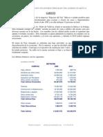 CASO Nº2 Análisis Financiero