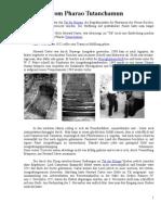 Das Grab Vom Pharao Tutanchamun