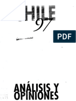 Chile 97, Analisis y Opiniones - FLACSO