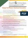 Change Your Money's Emotional Association