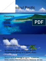 Oceanele - Pacific Si Indian