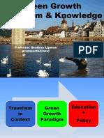 Green Groth Travelism & Knowledge_Geoffrey Lipman_WTFL 2011