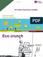 Opportunities for Future Business Models_Stefanie Draper_WTFL 2011
