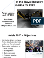 The Future of the Travel Industry - Scenarios for 2020_Rohit Talwar_WTFL 2011