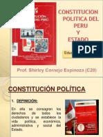 Constitucion Política y Estado