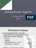 Antiparkinson Drugs09