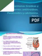 5 Hormonas Tiroideas y Medicamentos Antitiroideos