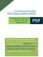 Democracia, derechos de los niñ@s y políticas