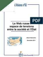 Le Web russe