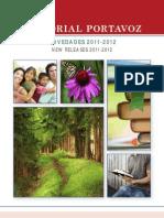 Catalogo Portavoz 2012