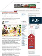 166. The Guardian Supports Huxley's 'Teens and Toddlers'.