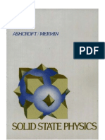 Ashcroft, Neil W, Mermin, David N - Solid State Physics
