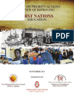 First Nations Education