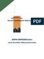 Programma ASPO Congres 2011