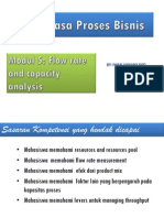 Modul 5 Flow Rate and Capacity Analysis