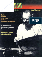 Pepi Taveira - Jazz Principales Estilos